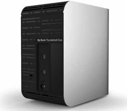 WD My Book Thunderbolt Duo 6