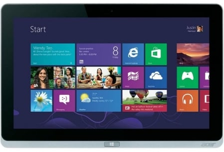 Acer Iconia Tab W700 1