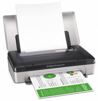 HP OfficeJet 100 Mobile 7
