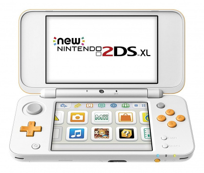 Nintendo 2DS XL 2