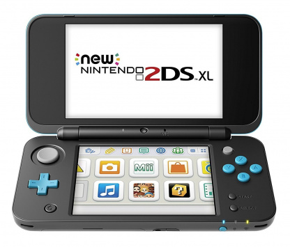 Nintendo 2DS XL 1