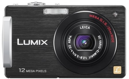 Panasonic Lumix DMC-FX550 1