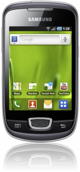 Samsung Galaxy Mini 1
