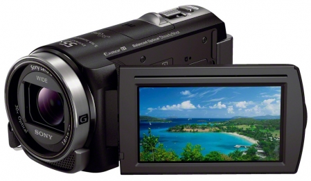 Sony HDR-CX410 2