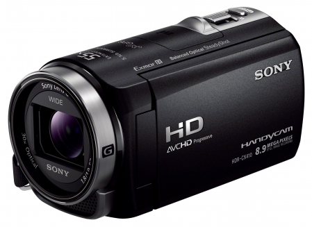 Sony HDR-CX410 1
