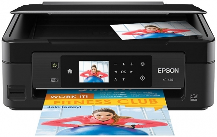 Epson Expression Home XP-420 1