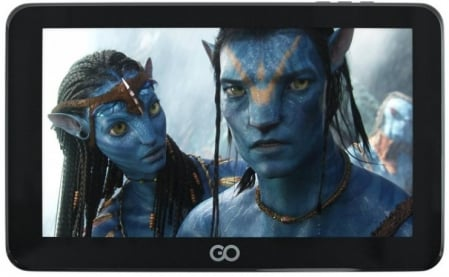 GoClever Tab T72GPSTV 1