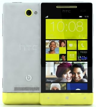 HTC Windows Phone 8S 2