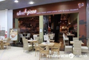 Olive Pizza restaurant OC Optima - fotogaleria