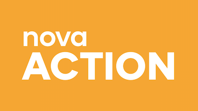 Logo TV stanice Nova Action