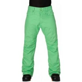 nohavice Quiksilver State - GLQ0/Poison Green