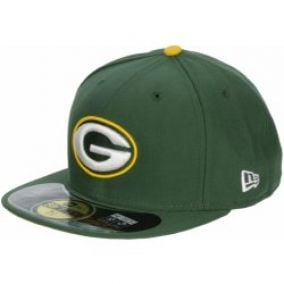 New Era 59F On Field NFL Green Bay Packers