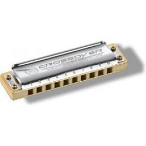 Hohner Marine Band Crossover, A-major