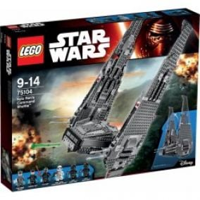 LEGO Star Wars 75104 Kylo Rens Command Shuffle