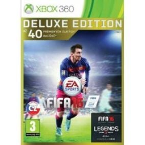 Fifa 16 (Deluxe Edition)