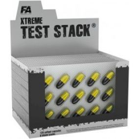 Fitness Authority Xtreme Test Stack 120 tabliet