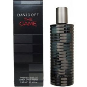 Davidoff The Game voda po holení 100 ml