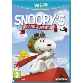 The Peanuts Movie: Snoopys Grand Adventure