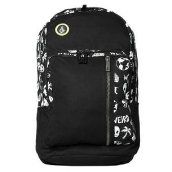 Volcom Batoh Prohibit Canvas Backpack 22L Black