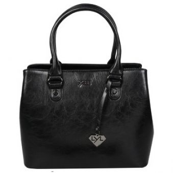 LYLEE Elegantná kabelka Alex is Handbag Black +
