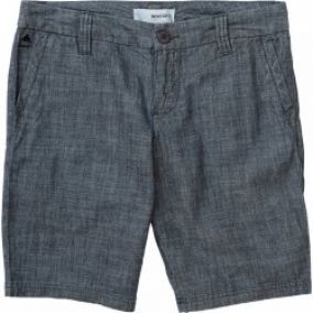 Burton Walker dark chambray