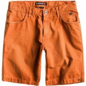 Quiksilver Kracker Short 19 gold flame 2014 31