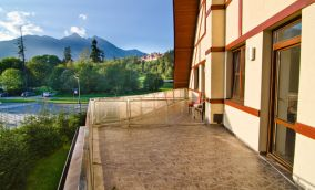 Baby friendly hotel Tulipán *** pre dve osoby a +