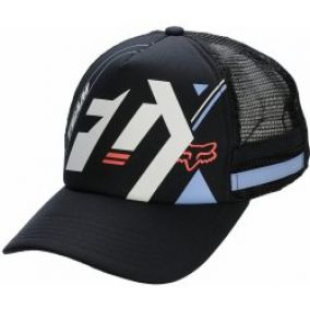 Fox Divizion Trucker Black/White