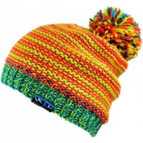 HORSEFEATHERS BOY BEANIE lime
