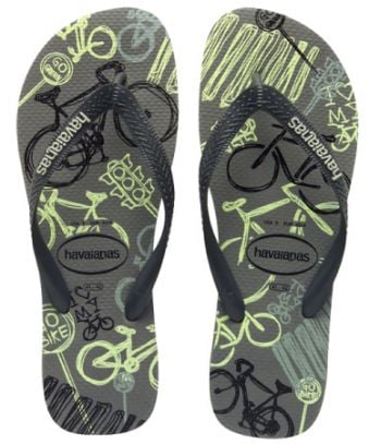 Flip flopy Havaianas 4 Night Grey AKCIA