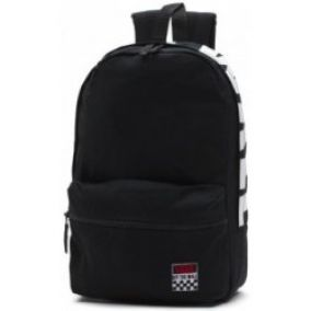VANS G CALICO BACKPACK BLACK/WHITE V21TY28