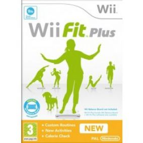 Wii Fit Plus Software