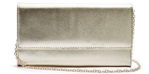 Guess Elegantná crossbody kabelka Metallic