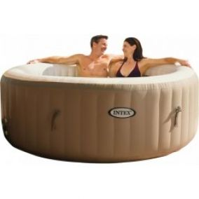 INTEX 28404 Pure Spa Bubble Massage
