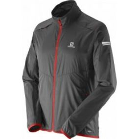 Salomon Agile Jacket M Black