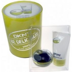 DKNY Be Delicious EdP 50 ml + telové mlieko 100 ml