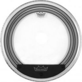 """Remo 20"""" PowerSonic Clear"""