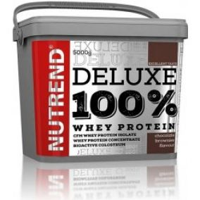 NUTREND DELUXE 100% WHEY 5000 g