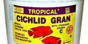 Tropical Cichlid Gran 5 l