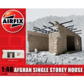 Airfix Afghan Single Storey House 1:48