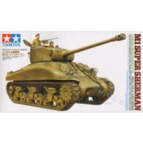 Tank M1 Super Sherman 1:35