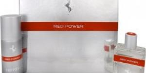 Ferrari Red Power EdT 125 ml + deospray 150 ml