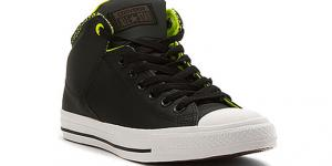 Converse Chuck Taylor All Star Hi Street Leather