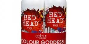 TIGI Bed Head Colour Combat Colour Goddess Duet