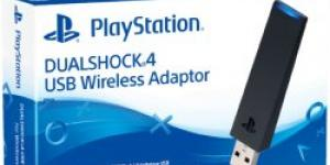 Dualshock 4 USB Wireless Adapter PS4
