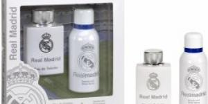 EP Line Real Madrid I. EdT 100 ml + deospray 150