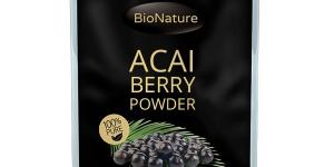 BIONATURE Acai Berry prášok 50 g