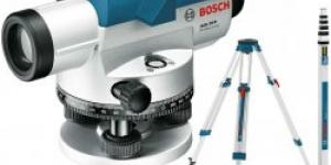 BOSCH Set GOL 26 D+BT 160+GR 500