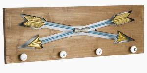 Wall hanger rack by Craftenwood