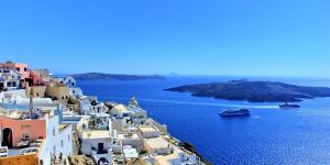 Letecky Santorini: Enjoy Villas